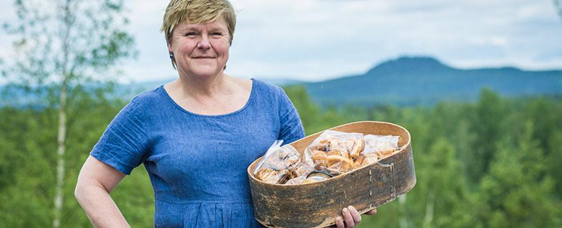 Monica Björklund, Jarsemål, Järvsö